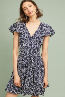 Shoshanna Danica Floral Dress by Shoshanna