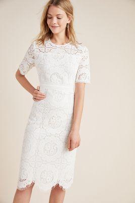 442b3774ccb Shoshanna Marmande Lace Midi Dress  398
