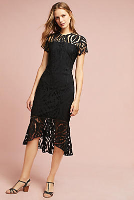 Slide View: 1: Zinnia Lace Dress