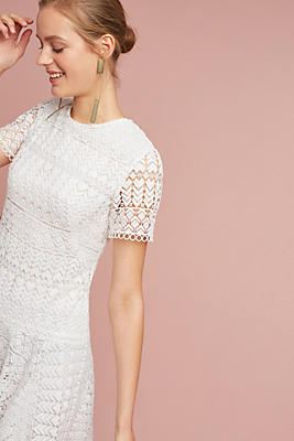Slide View: 1: Anika Lace Dress