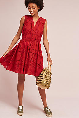 Slide View: 1: Nellie Lace Dress