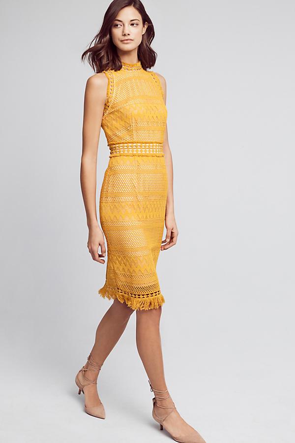 Adelaide sheath dress anthropologie for Mama s fish house dress code