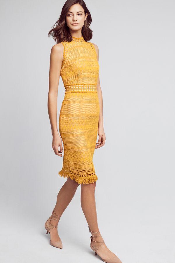 Shoshanna Adelaide Sheath Dress