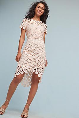 Slide View: 1: Marcella Lace Dress