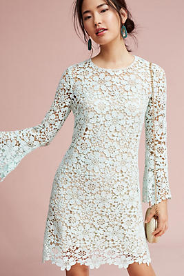 Slide View: 1: Moira Lace Dress