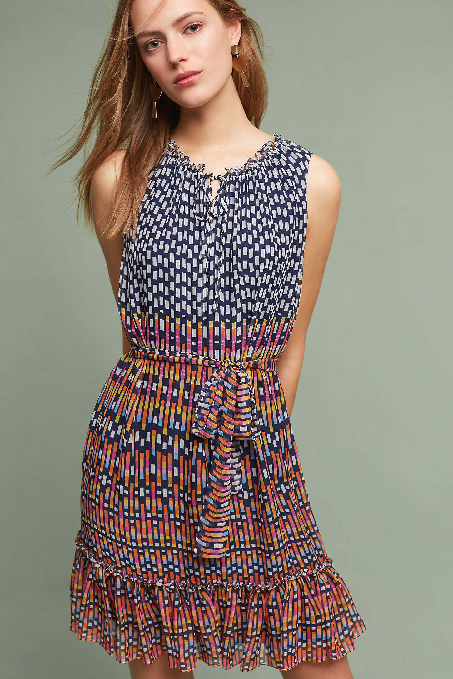Padma Silk Dress