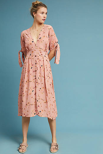 Faithfull Salina Floral Dress