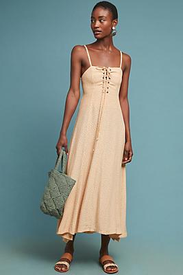 Slide View: 1: Faithfull Rossi Floral Dress