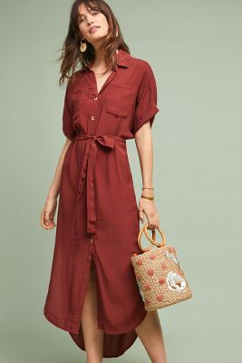 Faithfull Majorie Shirtdress by Faithfull