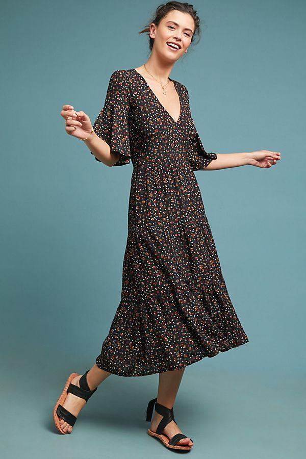 Slide View: 3: Faithfull Contrie Dress