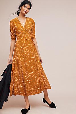 Slide View: 1: Faithfull Noel Maxi Dress