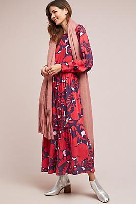 Slide View: 1: Marimekko Leja Floral Dress