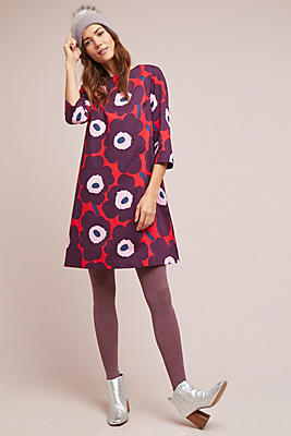 Slide View: 1: Marimekko Unelma Tunic Dress