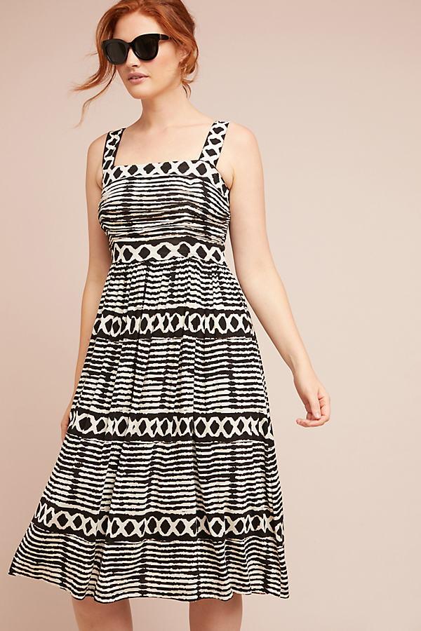 San Antonio Dress - Black, Size M