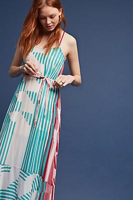 Slide View: 2: Keri Flounced Dress