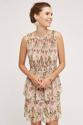 Terraced Garden  Dress