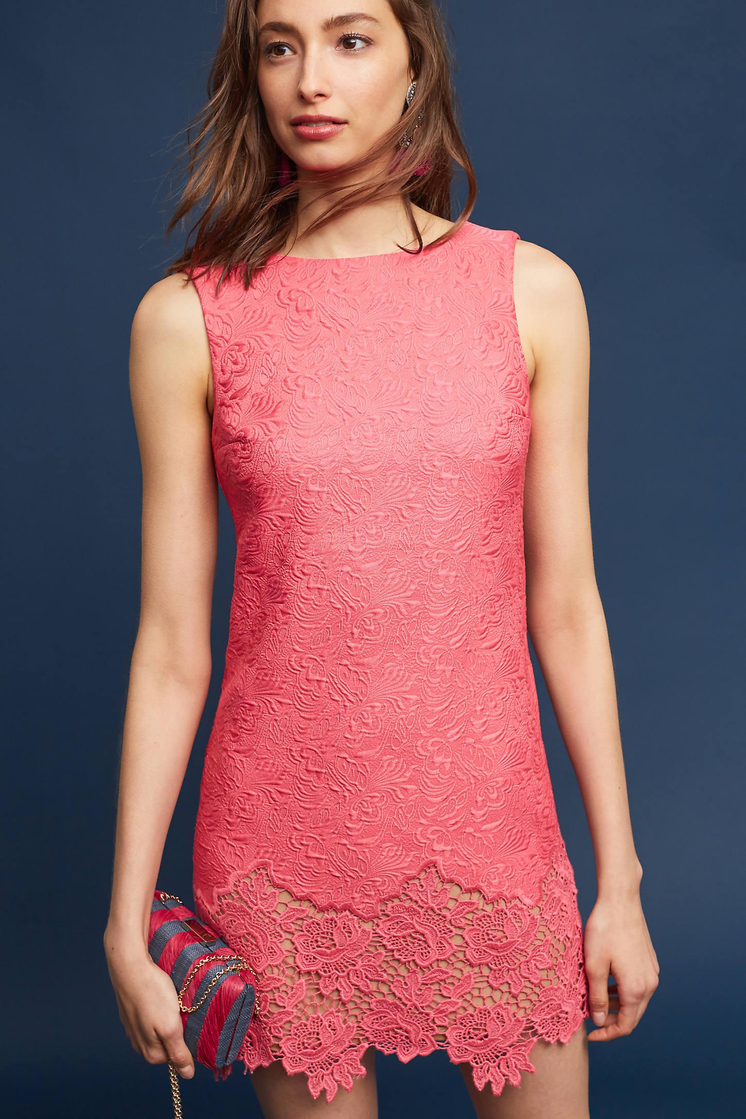 Ella Lace Sheath Dress