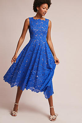 Slide View: 1: Cerulean Sky Dress