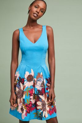 Spring Daisy Dress by Tracy Reese X Anthropologie