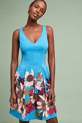 Slide View: 1: Spring Daisy Dress