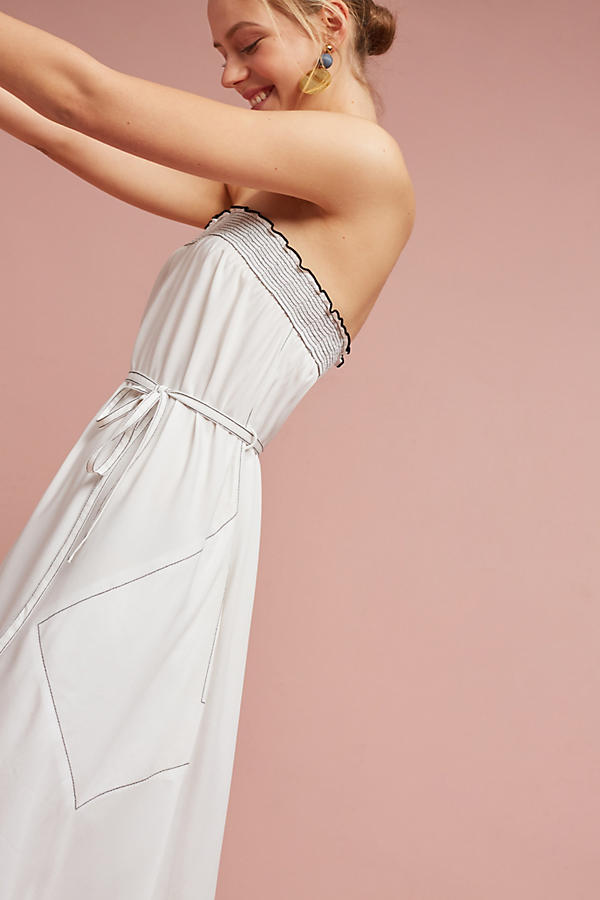 Slide View: 3: Tracy Reese Mischa Strapless Dress