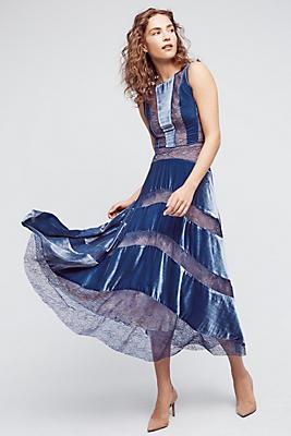 Velvet Frost Dress