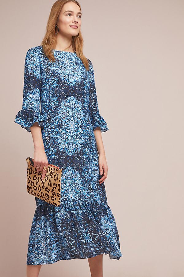 Kachel Karlotta Printed Dress - Assorted, Size Uk 6