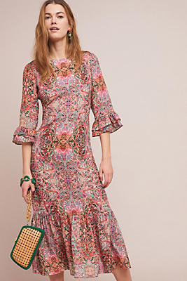 Paia Maxi Dress by Anthropologie
