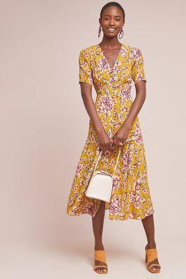 be7991cc94409 Yumi Kim Darby Wrap Dress