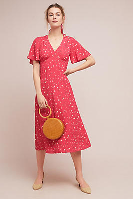 Slide View: 1: Betty Midi Dress