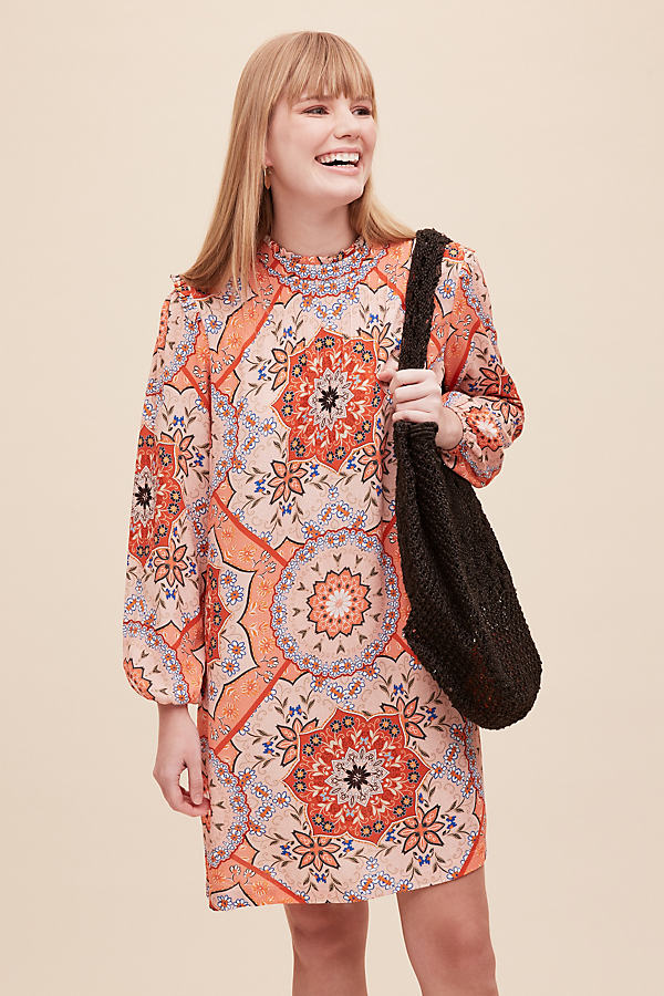 Anthropologie x Kachel Fahari Tunic Dress