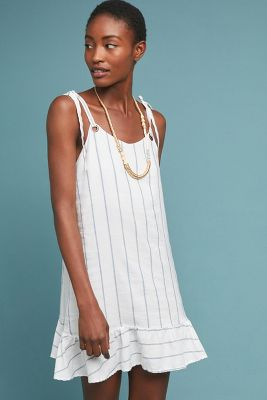 Rails Positano Striped Mini Dress by Rails
