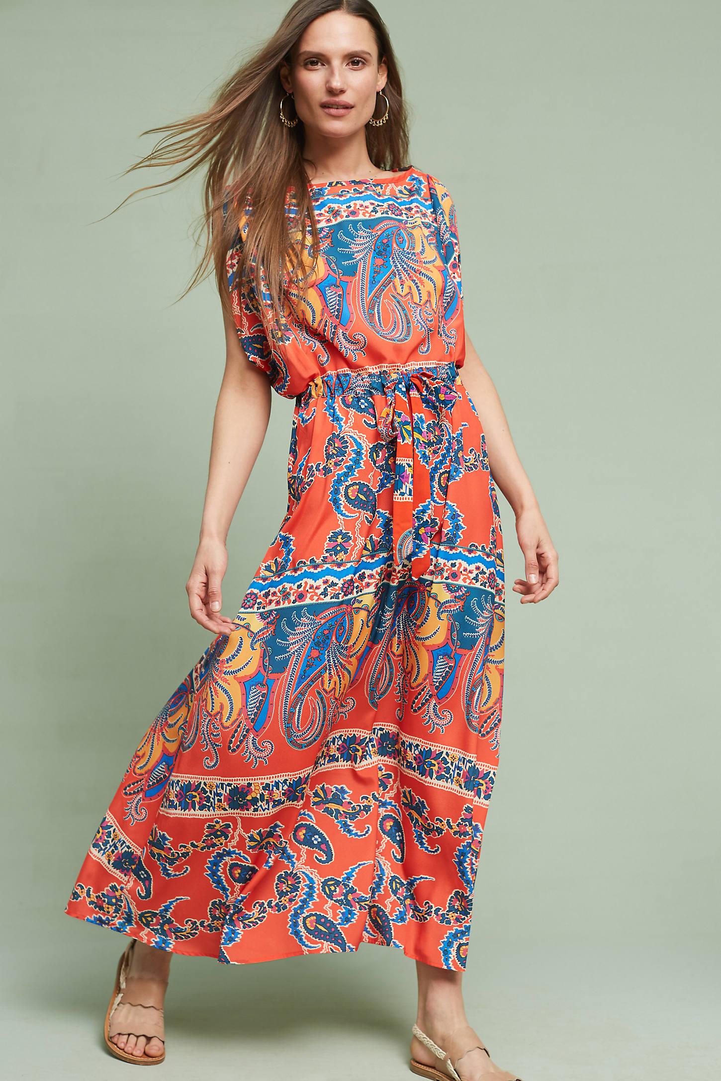 Turin Kimono Dress