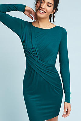 Slide View: 3: Melanie Ruched Dress