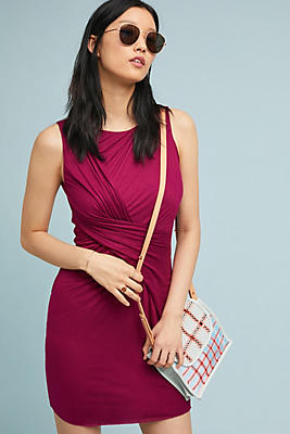 Slide View: 1: Madge Ruched Dress