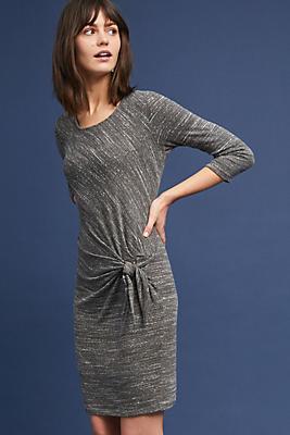 Slide View: 1: Yesmine Tie-Waist Dress