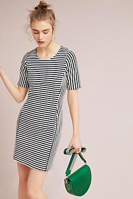 Slide View: 1: Sanmarino Striped Dress