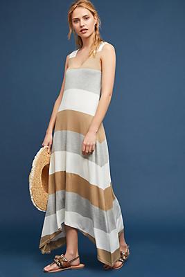 Slide View: 1: Dendera Striped Dress