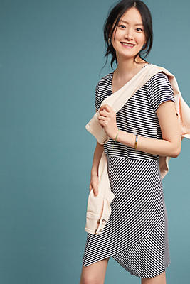 Slide View: 1: Adrian Ribbed Dress