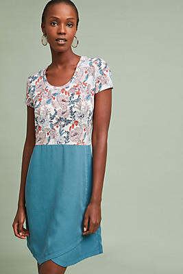 Slide View: 1: Fletcher Floral Dress