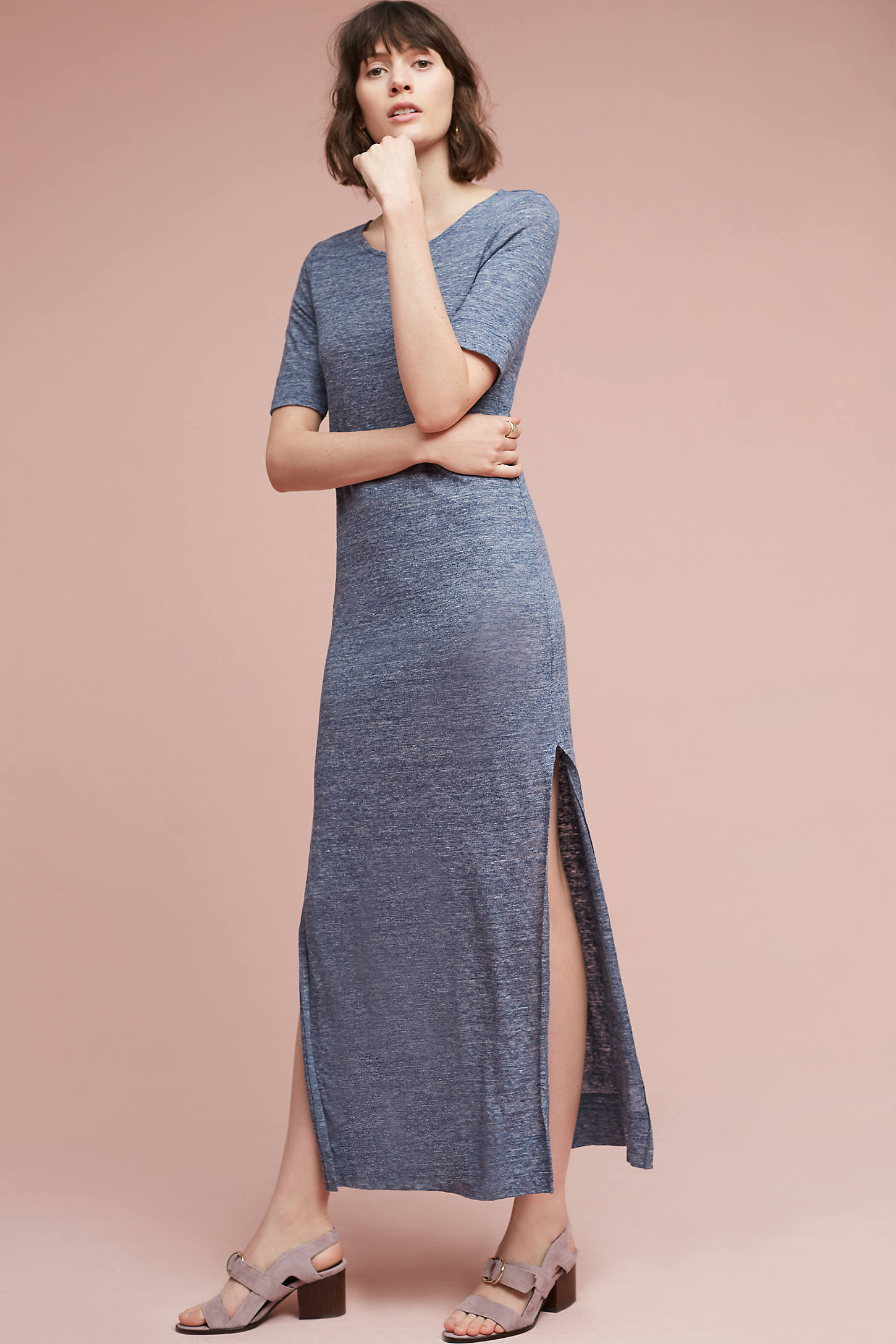 Benna Linen Dress