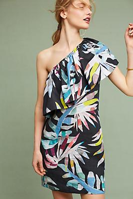 Slide View: 1: Electric Palma Mini Dress