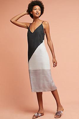 Slide View: 1: Mallorca Slip Dress