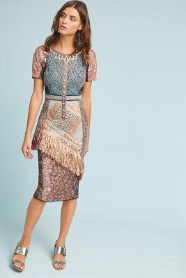 Beachcomber Column Dress
