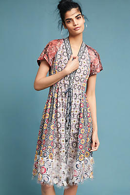 Slide View: 1: Bellissima Graphic Dress