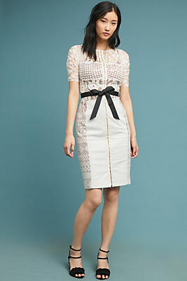 Slide View: 1: Byron Lars Carissima Sheath Dress