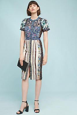 Slide View: 1: Lavenia Sheath Dress