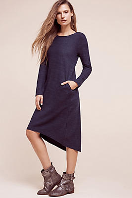 Slide View: 1: Crossback Knit Dress