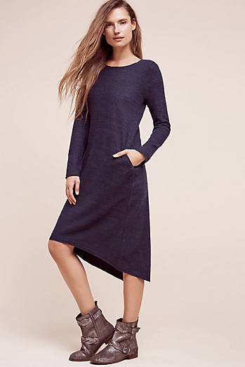 Crossback Knit Dress