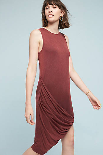 Basso Draped Dress